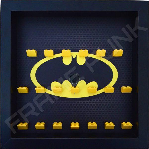 Classic LEGO Batman Movie Minifigures Series display frame (black)