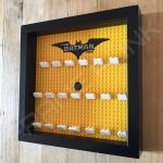 LEGO Batman Movie Minifigures Series display frame (Black) side view