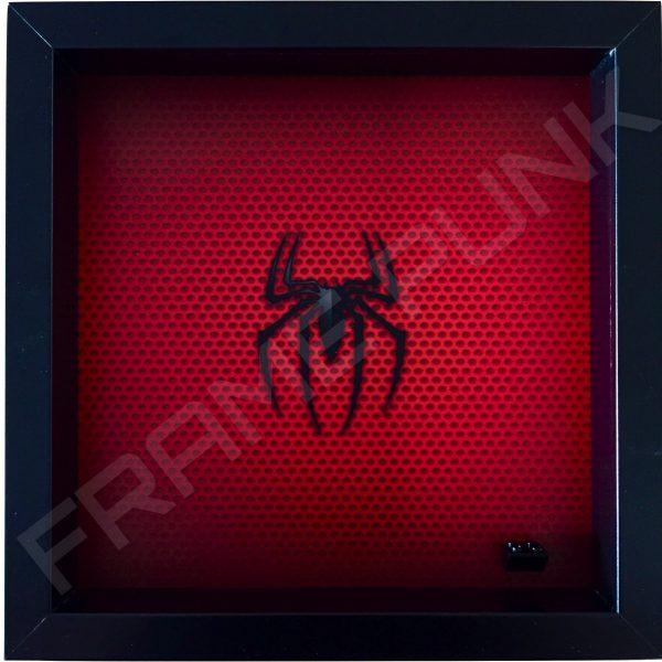 LEGO Spider-Man Minifigure display frame