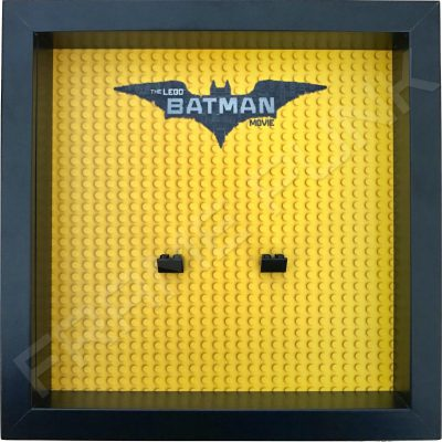 LEGO Batman Movie Minifigure Series Duo display frame (Black)