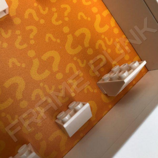 Lego minifigures series 10 display frame extension for Medusa minifigure