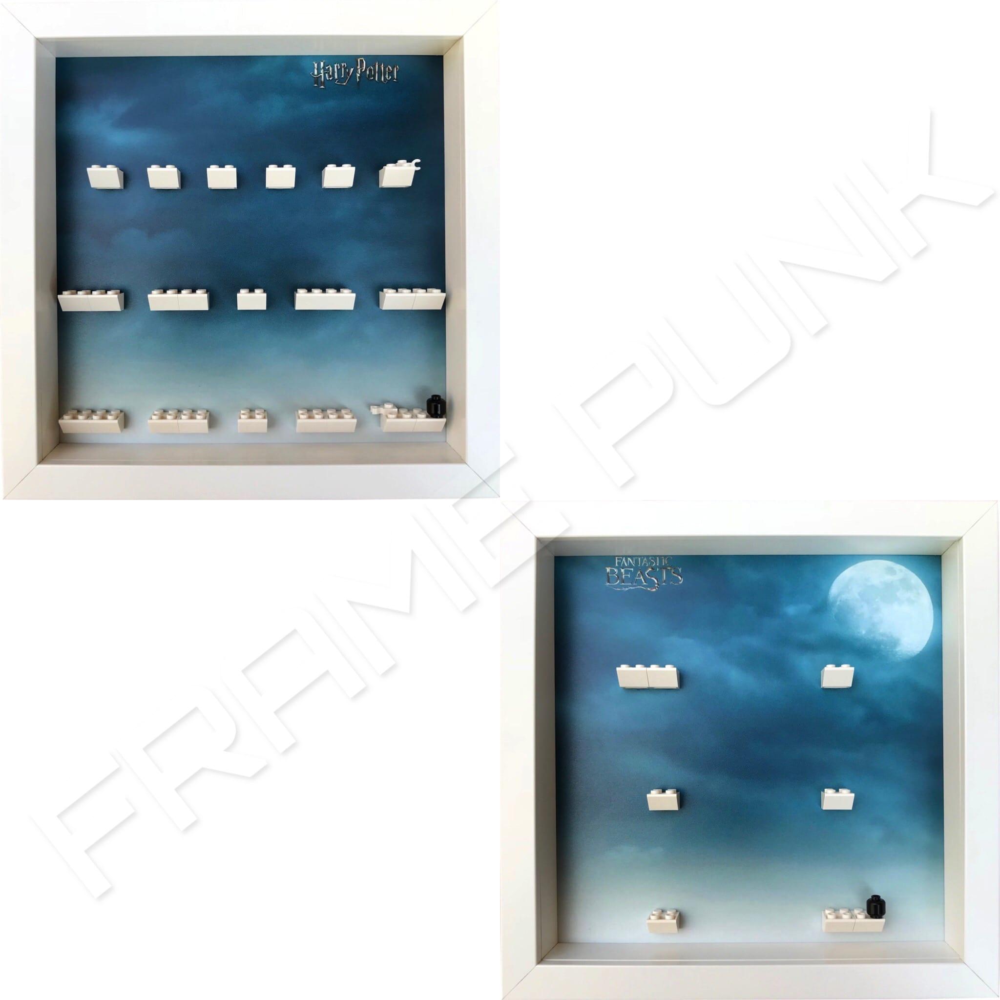 HarryPotter & FantasticBeasts Minifig Frames(W) - Frame Punk