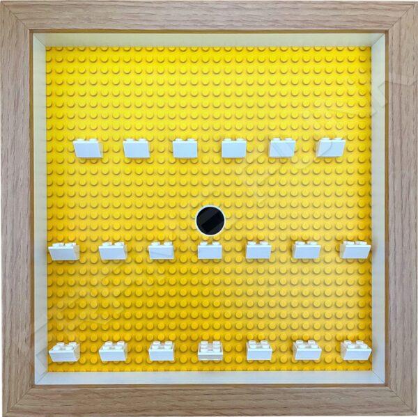 FRAMEPUNK Batman Lego Movie Minifigures Series Display Frame (Oak effect)