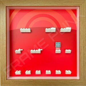 FRAMEPUNK LEGO Looney Tunes Minifigures Series 1 Display Frame