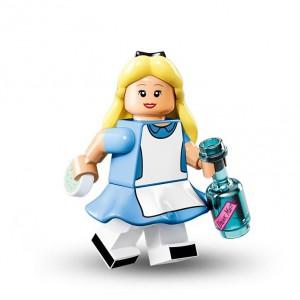 Lego Minifigure Alice