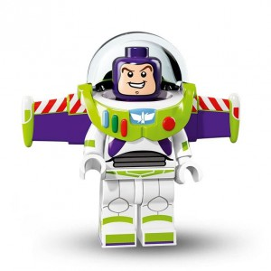 Lego Minifigure Buzz Lightyear