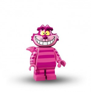 Lego Minifigure Cheshire Cat
