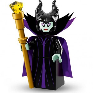 Lego Minifigure Maleficent