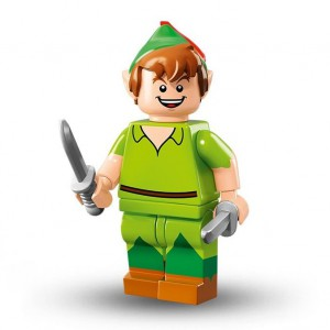 Lego Minifigure Peter Pan